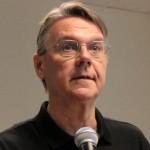Poet Laurence Musgrove