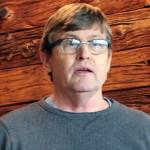Poet Mark Van Gelder